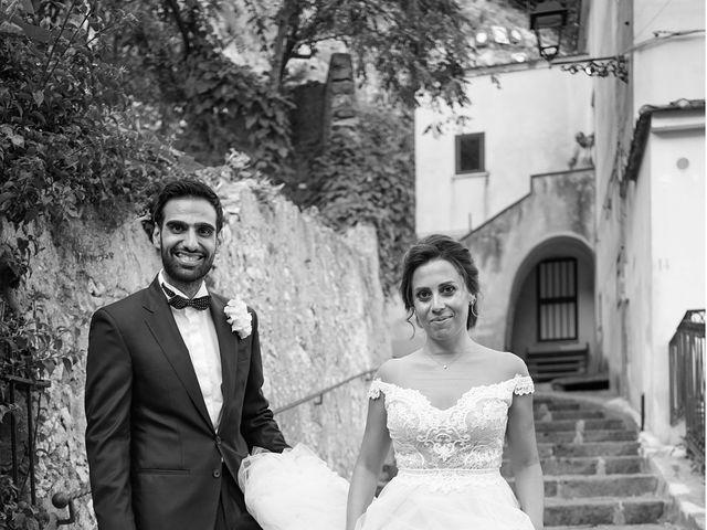Il matrimonio di Antonella e Stefano a Maiori, Salerno 53