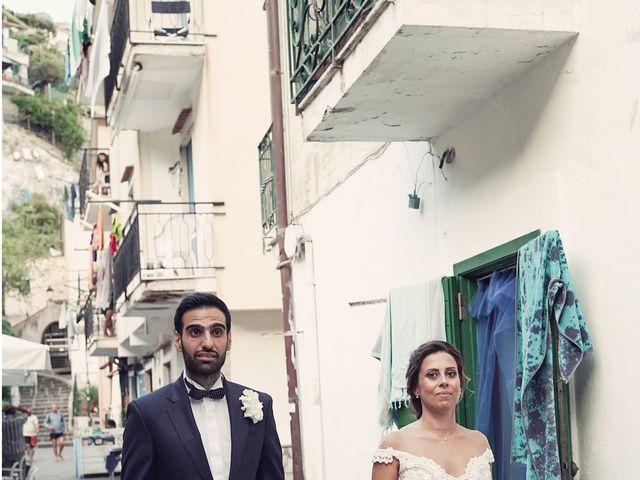 Il matrimonio di Antonella e Stefano a Maiori, Salerno 55