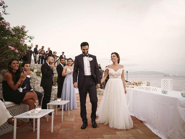 Il matrimonio di Antonella e Stefano a Maiori, Salerno 64