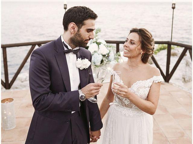 Il matrimonio di Antonella e Stefano a Maiori, Salerno 65