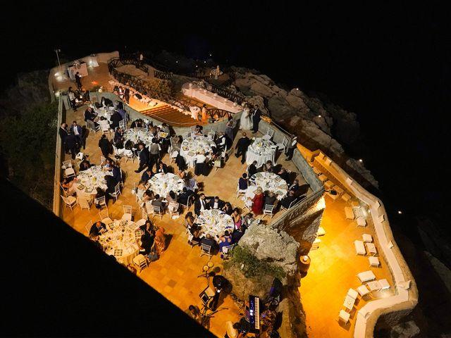 Il matrimonio di Antonella e Stefano a Maiori, Salerno 67