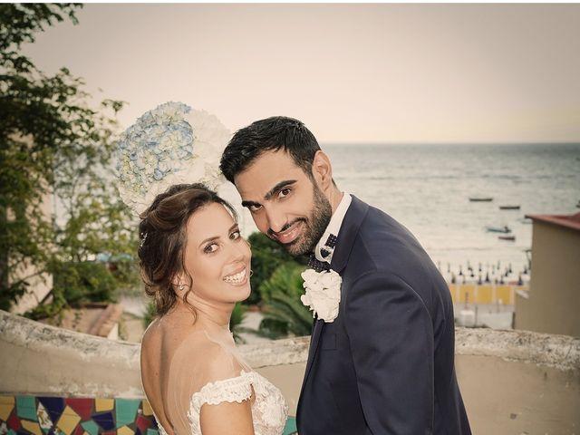 Il matrimonio di Antonella e Stefano a Maiori, Salerno 85