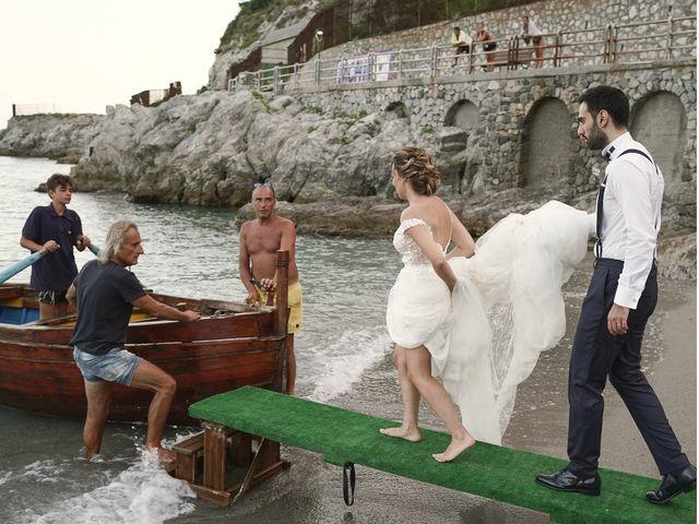 Il matrimonio di Antonella e Stefano a Maiori, Salerno 86