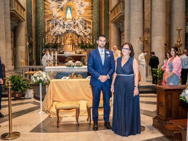 Il matrimonio di Alessandro e Elisa a Roma, Roma 23