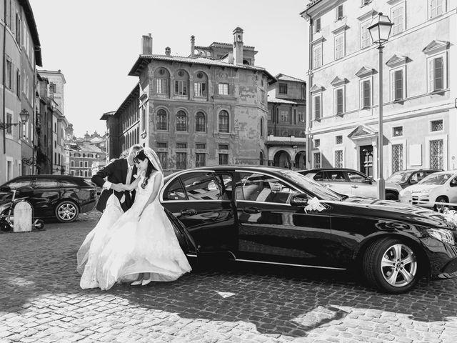 Il matrimonio di Alessandro e Elisa a Roma, Roma 24