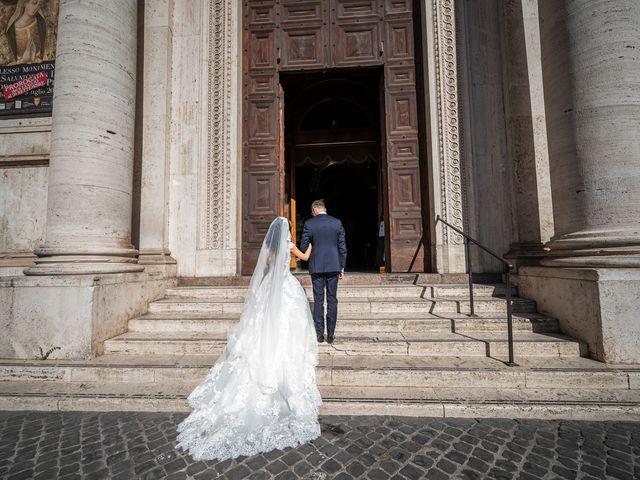 Il matrimonio di Alessandro e Elisa a Roma, Roma 25