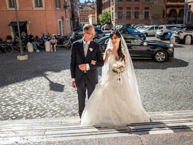 Il matrimonio di Alessandro e Elisa a Roma, Roma 26