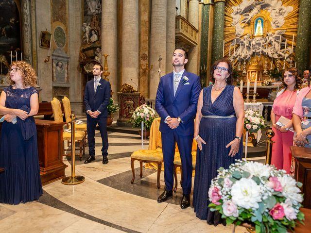 Il matrimonio di Alessandro e Elisa a Roma, Roma 27