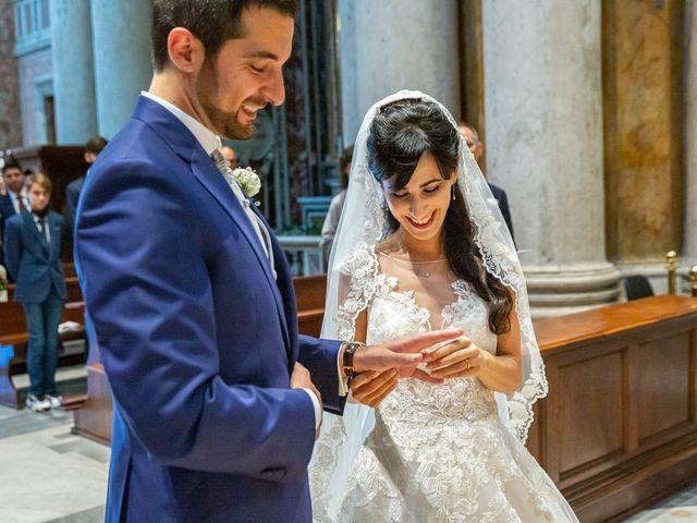 Il matrimonio di Alessandro e Elisa a Roma, Roma 29