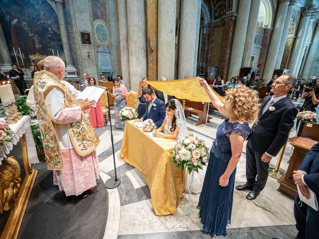 Il matrimonio di Alessandro e Elisa a Roma, Roma 30
