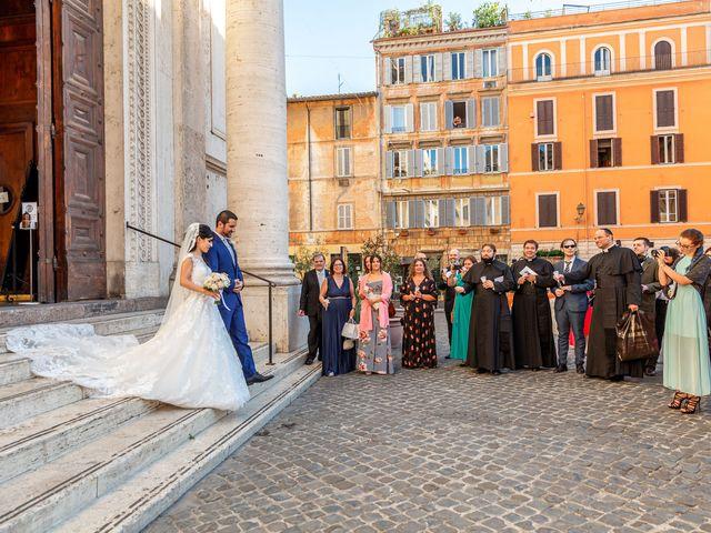 Il matrimonio di Alessandro e Elisa a Roma, Roma 31