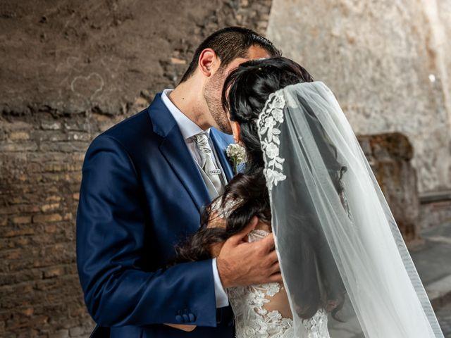 Il matrimonio di Alessandro e Elisa a Roma, Roma 32