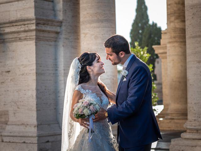 Il matrimonio di Alessandro e Elisa a Roma, Roma 33