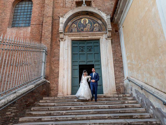 Il matrimonio di Alessandro e Elisa a Roma, Roma 34