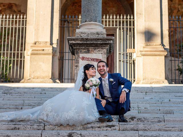 Il matrimonio di Alessandro e Elisa a Roma, Roma 35