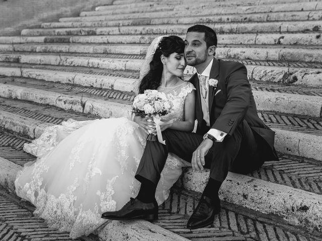 Il matrimonio di Alessandro e Elisa a Roma, Roma 36