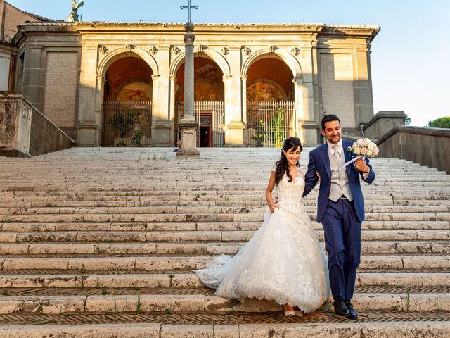 Il matrimonio di Alessandro e Elisa a Roma, Roma 38