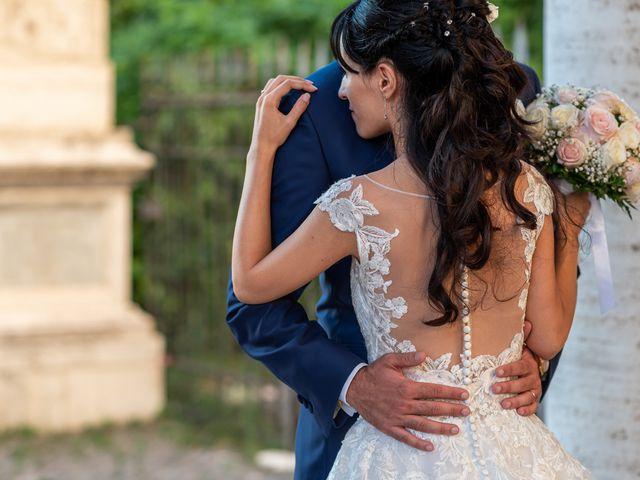 Il matrimonio di Alessandro e Elisa a Roma, Roma 40