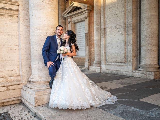 Il matrimonio di Alessandro e Elisa a Roma, Roma 42