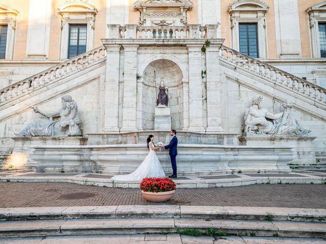 Il matrimonio di Alessandro e Elisa a Roma, Roma 43