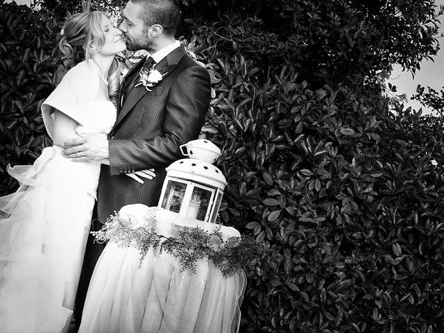 le nozze di Irene e Davis