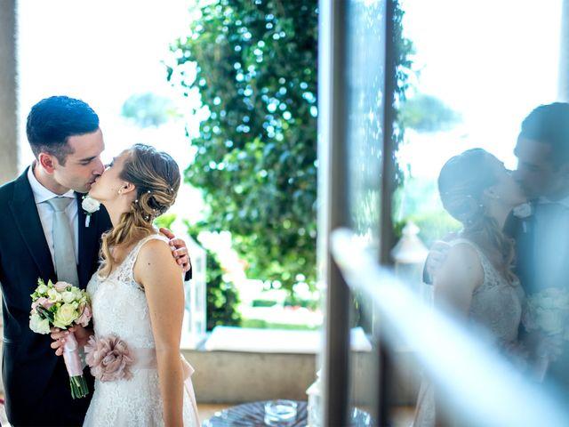 Le nozze di Giorgia e Giacomo