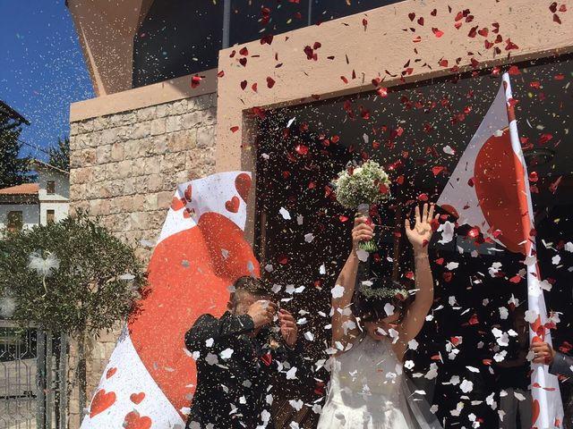 Il matrimonio di Giacomo e Sara a Sant'Angelo in Pontano, Macerata 2