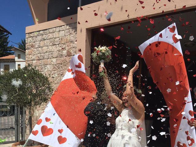 Il matrimonio di Giacomo e Sara a Sant'Angelo in Pontano, Macerata 3