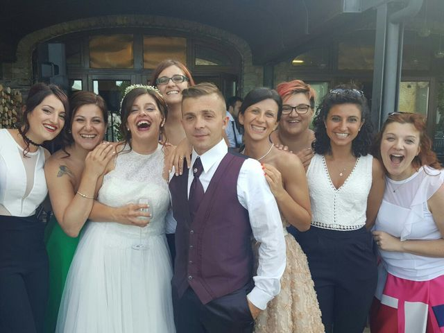 Il matrimonio di Giacomo e Sara a Sant'Angelo in Pontano, Macerata 8