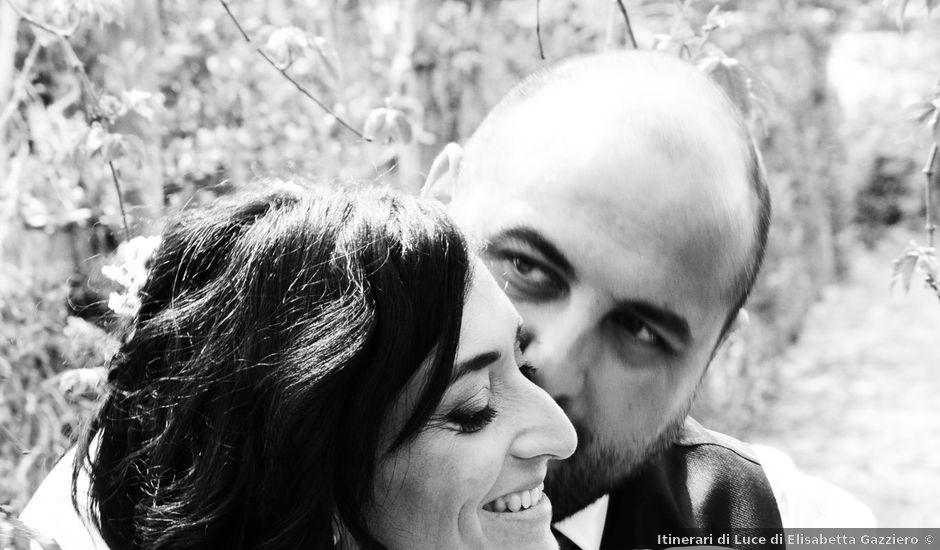Il matrimonio di Vito e Chiara a Colle di Val d'Elsa, Siena