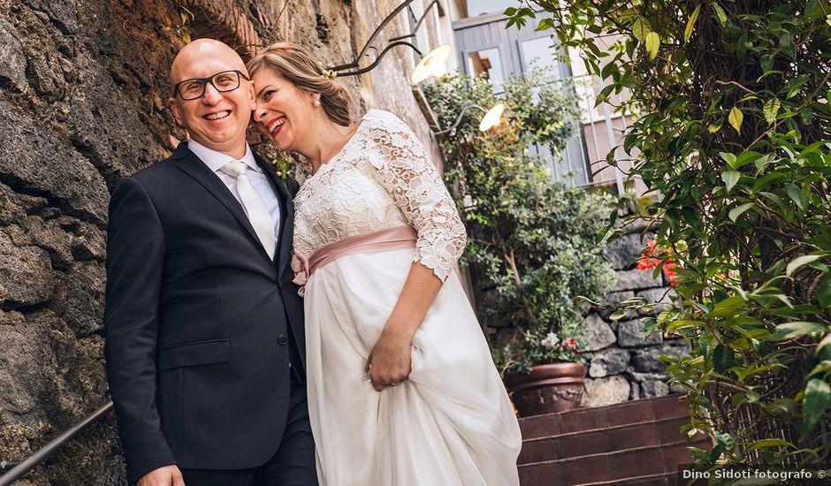 Il matrimonio di Aldo e Patrizia a Acireale, Catania