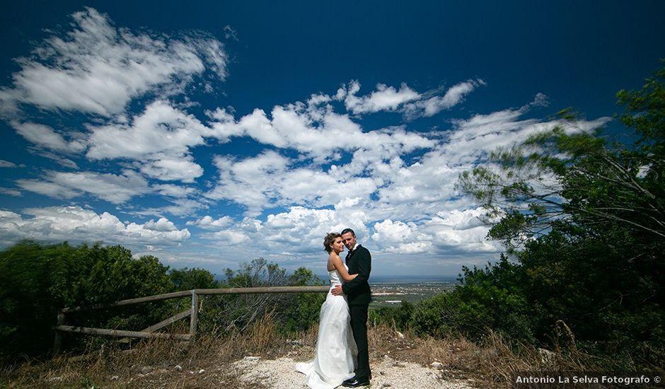 Il matrimonio di Michele e Naomi a Pulsano, Taranto