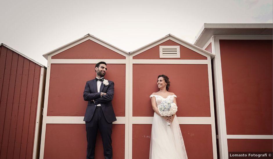 Il matrimonio di Antonella e Stefano a Maiori, Salerno