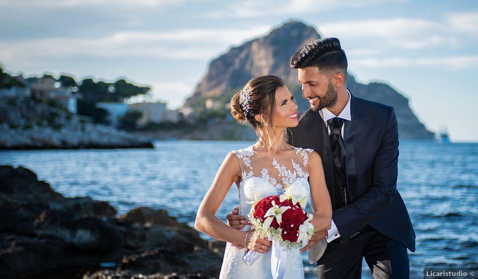 Il matrimonio di Giuseppe e Emanuela a Palermo, Palermo