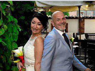 Le nozze di Vincenza  e Franco