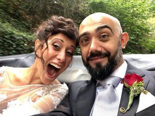 Le nozze di Giulia e Gianfranco