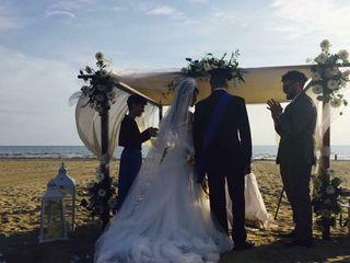 Le nozze di Morena e Billy Steven 1