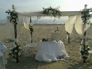 Le nozze di Morena e Billy Steven 3