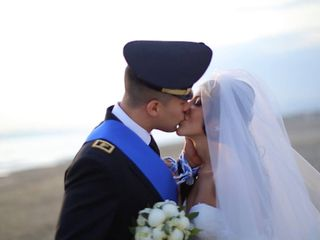 Le nozze di Morena e Billy Steven