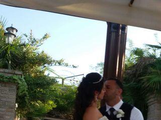 Le nozze di Melissa e Justin 1