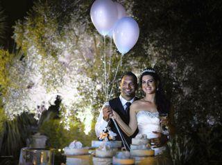 Le nozze di Melissa e Justin