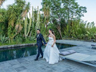 Le nozze di Carola e Pierpaolo