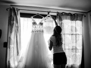 Le nozze di Cassandra e Jorge 3