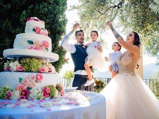 Le nozze di Cassandra e Jorge