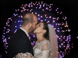 Le nozze di Angelica e Luigi