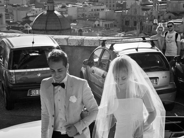 Le nozze di Ester e Giorgio