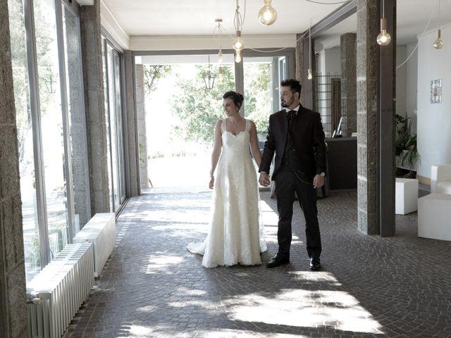 le nozze di Marzia e Marco