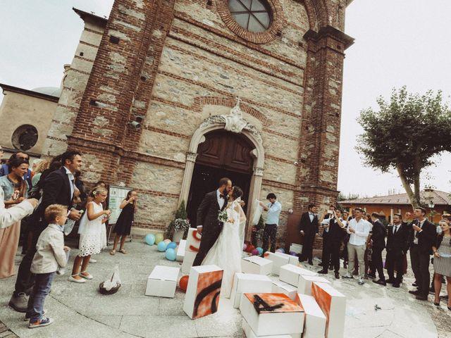 Il matrimonio di Marco e Arianna a Boves, Cuneo 34
