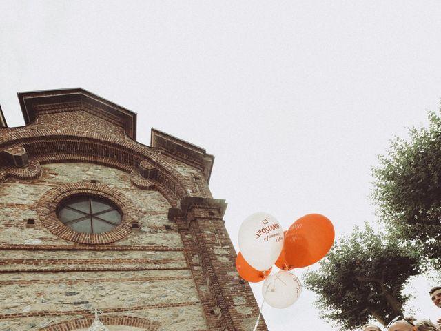 Il matrimonio di Marco e Arianna a Boves, Cuneo 35