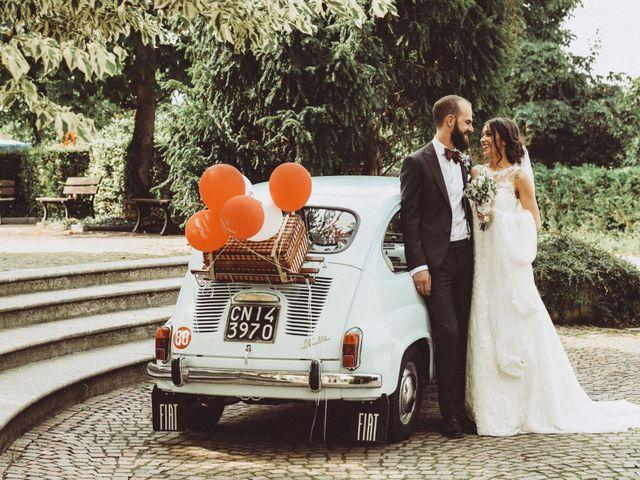 Il matrimonio di Marco e Arianna a Boves, Cuneo 38